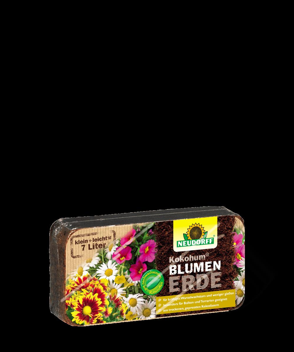 Kokohum BlumenErde --- ab 85€ als gratis Wunschprämie ---