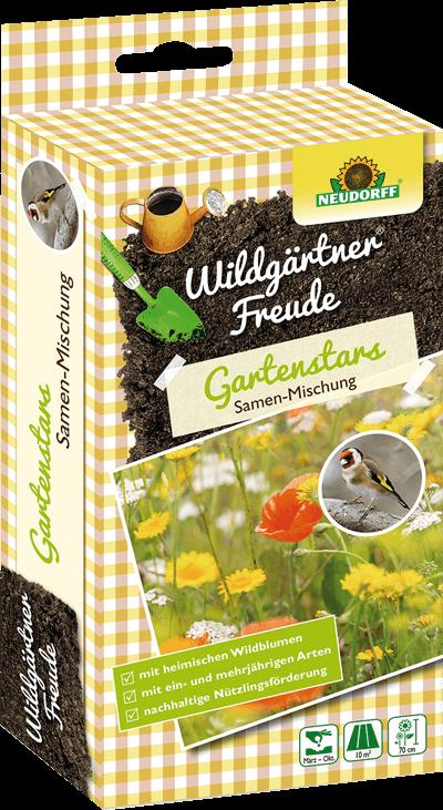 Gartenstars - WildgärtnerFreude