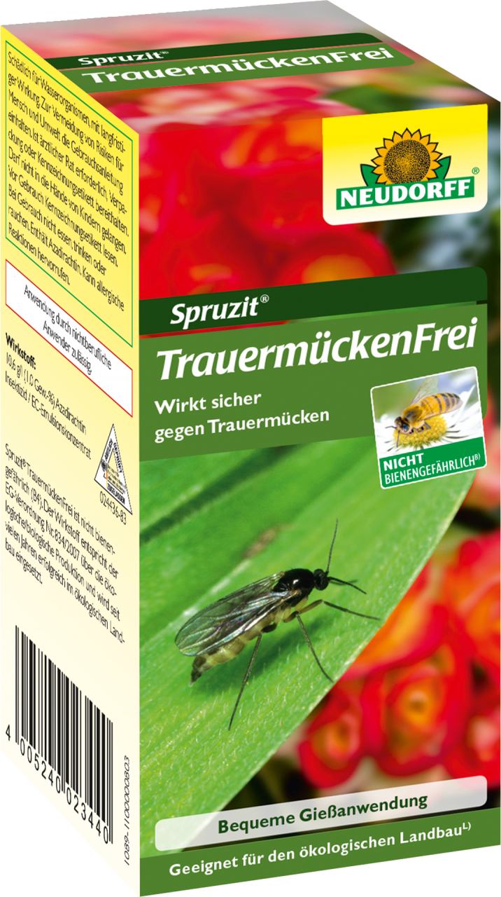 TrauermückenFrei