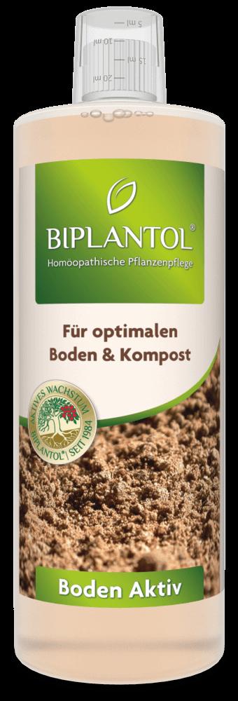 BIPLANTOL® Boden Aktiv
