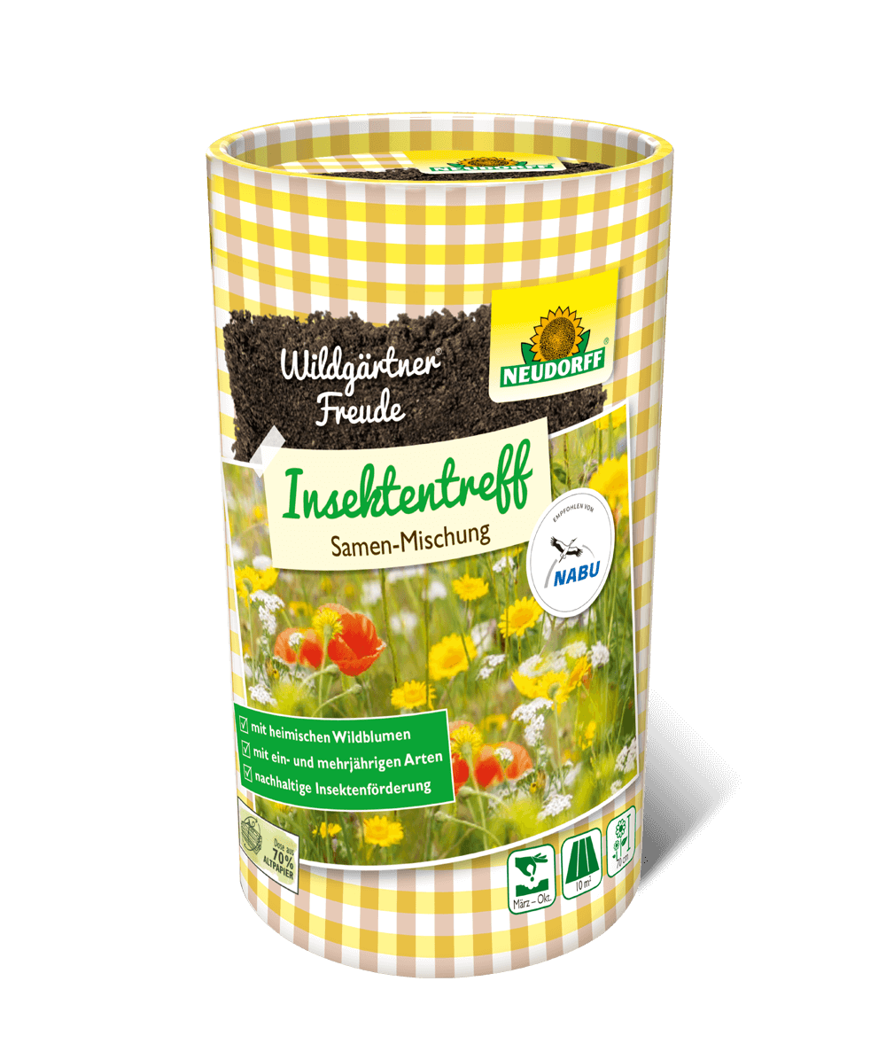 Insektentreff - WildgärtnerFreude