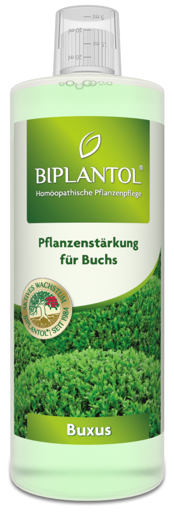 BIPLANTOL® Buxus