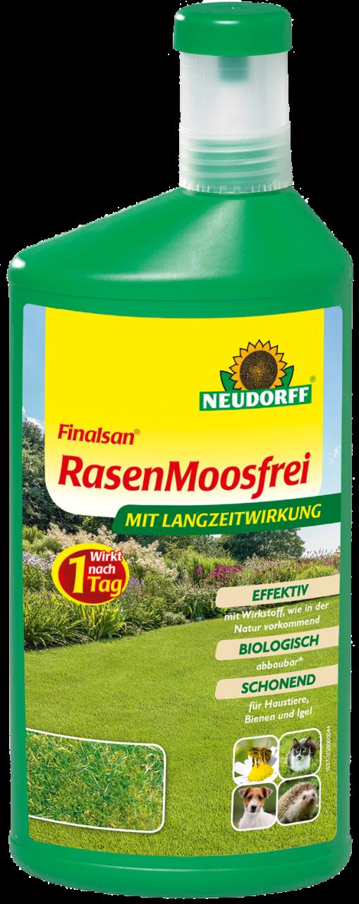 RasenMoosfrei