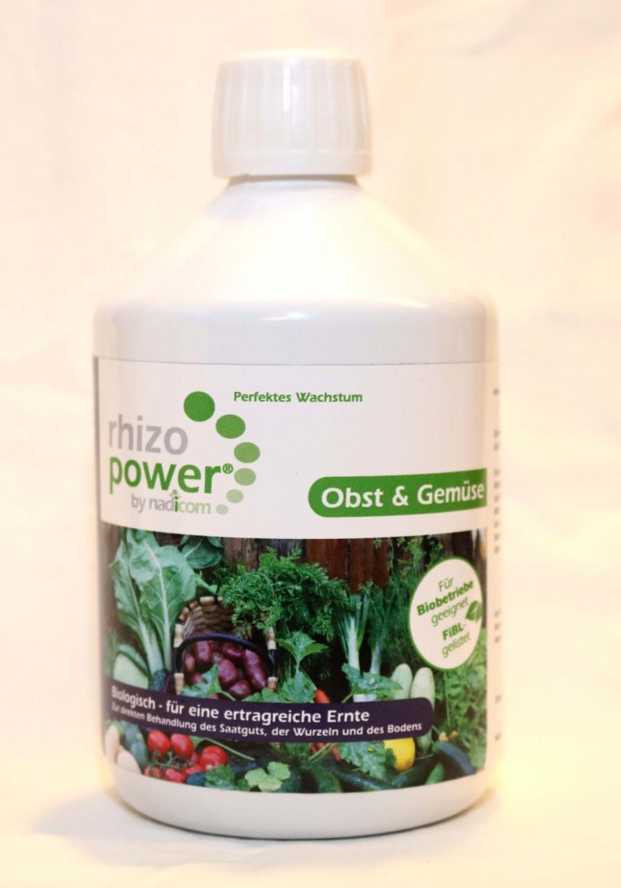rhizo power® Obst & Gemüse