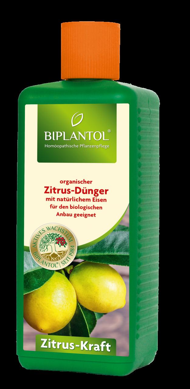 BIPLANTOL® Zitrus-Kraft