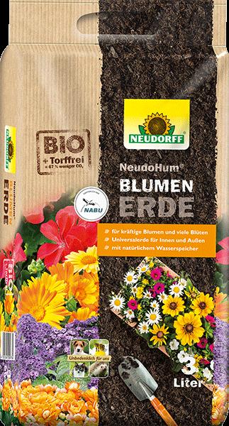 Blumenerde - NeudoHum