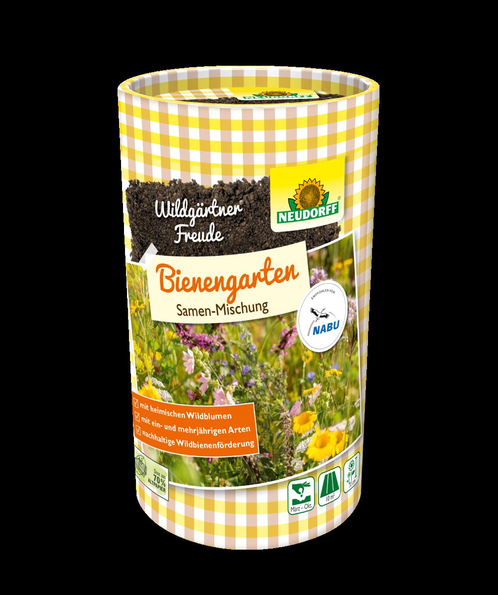 Bienengarten - WildgärtnerFreude